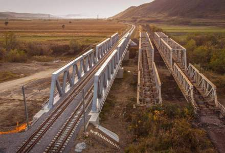 CFR anunta ca 636 de poduri de cale ferata urmeaza sa fie incluse in programe de modernizare