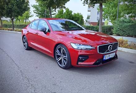 Test drive cu Volvo S60 R-Design: un sedan elegant si sportiv