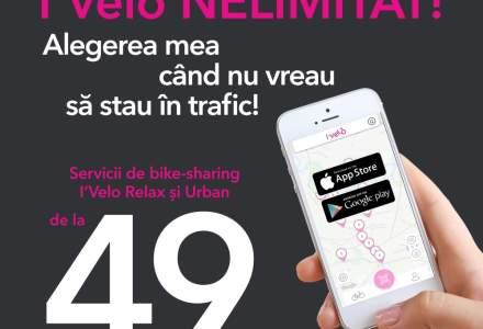 Noutati pentru ciclisti: I'Velo Urban si Relax se unesc intr-o singura aplicatie