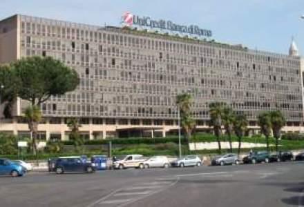 UniCredit va mai inchide 350 de unitati in Italia pana in 2015