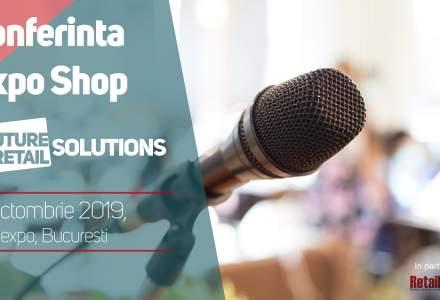 (P) Vino la EXPO SHOP - Future Retail Solution 2019, singurul eveniment din Romania dedicat exclusiv serviciilor pentru retail!