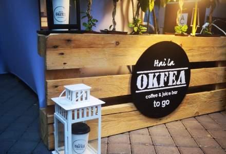 (P) Lantul de cafenele Okfea estimeaza o cifra de afaceri de 500.000 Euro in 2019 si planuieste deschiderea a 25 de locatii noi in 2020