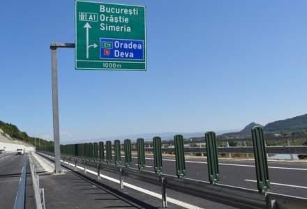 Lotul 3 din autostrada Lugoj-Deva ar putea fi demolat partial, pentru constructia unui viaduct nou peste Mures