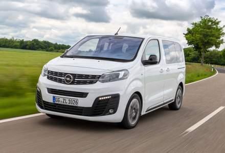Planurile Opel pentru viitorul apropiat: versiuni electrice pentru Vivaro, Combo si Zafira Life