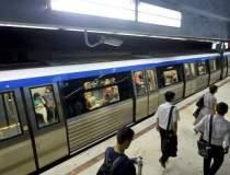 Metroul pe M2 circula cu...