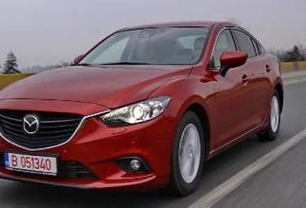 Test cu noua generatie Mazda6, un sedan cu design sportiv