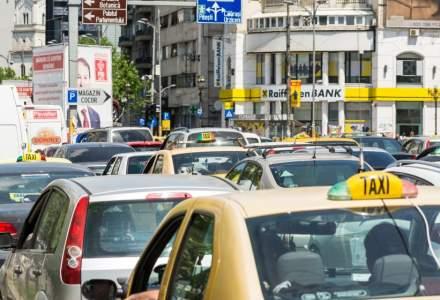 Trafic rutier restrictionat sambata si duminica in Bucuresti pentru evenimentele sportive The Color Run Night si Turul Romaniei 2019
