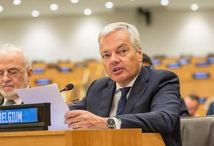 Candidatul Belgiei la Comisia Europeana, anchetat pentru spalare de bani