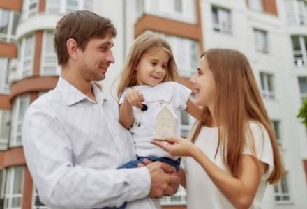 Circa 96% dintre familiile din Romania au locuintele in proprietate