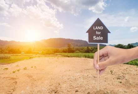 Tranzactii cu terenuri in Bucuresti: peste 500.000 de metri patrati au fost tranzactionati in primele 6 luni din 2019