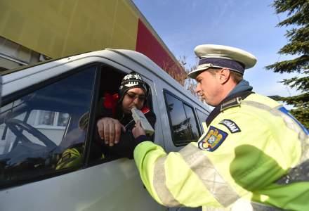 Soferii ar putea sa isi aleaga dintr-un an calendaristic perioada de suspendare a permisului auto