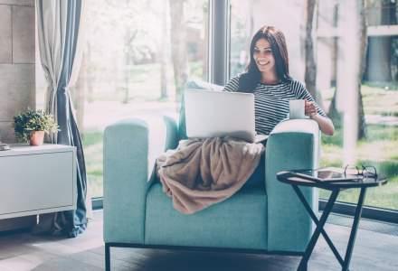 Munca de acasa: tot ce trebuie sa stii pentru a fi eficient cand muncesti din afara biroului