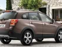 Chevrolet Captiva facelift...