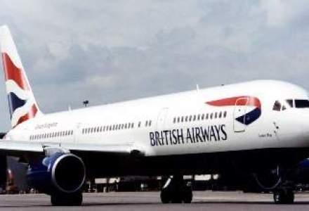 British Airways reduce cu pana la 37% preturile biletelor