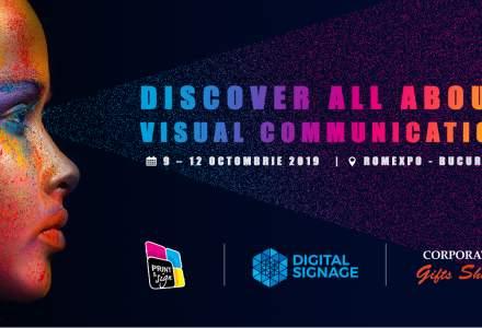 (P)All about visual communication - Descopera cele mai tari idei de comunicare vizuala pentru brandul tau!