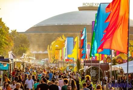 The Carnival la Bucuresti: 100.000 de oameni, zecii de mii de portii de mancare si sute de retete din bucatarii internationale
