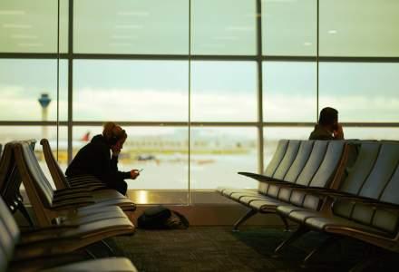 Creste traficul de pasageri pe aeroporturile din Romania