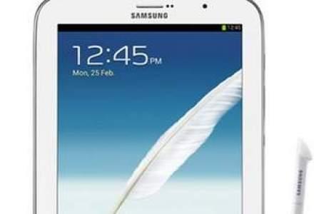 MWC 2013 - Samsung a lansat rivalul direct al iPad mini: cum arata si ce noutati aduce Galaxy Note 8.0