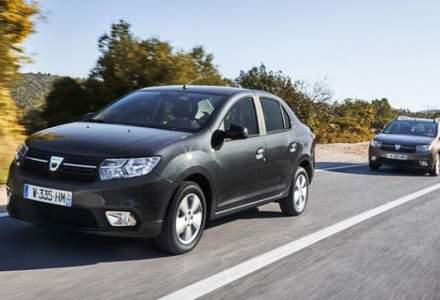 Inmatricularile Dacia in Europa au crescut cu 7.1% in luna august: aproape 47.000 de unitati si cota de piata de 4.4%