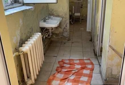 FOTO Imagini deplorabile din Sectia de Psihiatrie din Constanta. Ce s-ar putea intampla cu pacientii de acolo