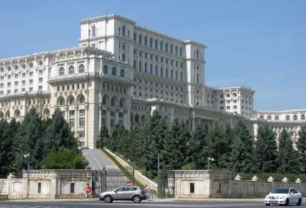 Palatul Parlamentului, evaluat de Guvern la 1,2 miliarde de euro