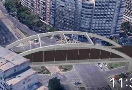 Un nou santier in Bucuresti: autorizatia de construire a pasajului Doamna Ghica a fost eliberata