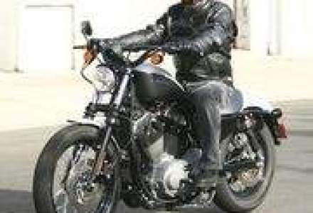 Harley Davidson, la cumparaturi in Europa