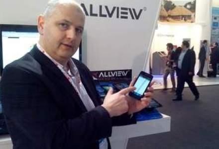 MWC 2013: Allview a lansat smartphone-ul P5 Quad, cel mai nou pariu al brasovenilor pe piata mobile