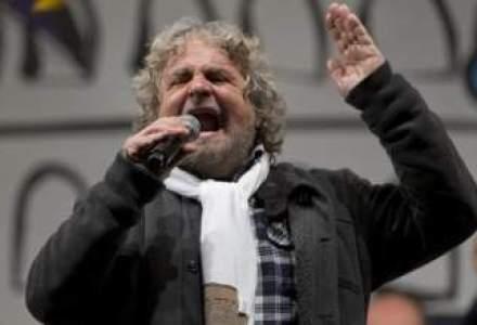 """BIO: Cine este """"Beppe"""" Grillo, acest Dan Diaconescu al Italiei"""