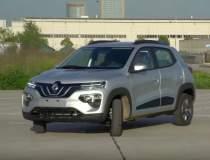 Renault a lansat un crossover...