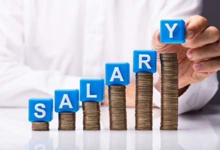Perspective optimiste pe piata muncii: salariile vor creste si in 2020. Iata industriile fruntase