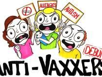 Copiii nevaccinati nu mai au...