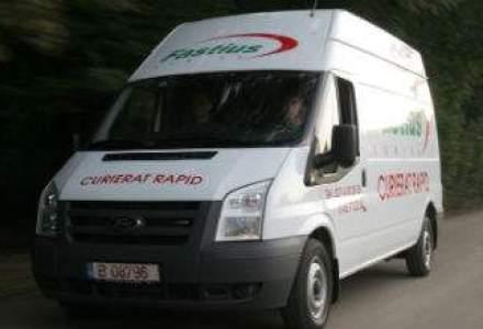 (P) Fastius Curier - afaceri de 600.000 de euro in 2012, consolidare a brandului