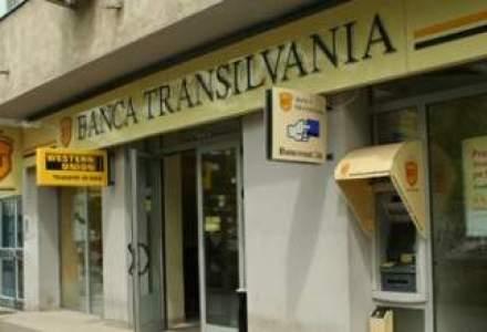 Banca Transilvania a raportat o crestere de 32% a numarului de clienti pe internet banking