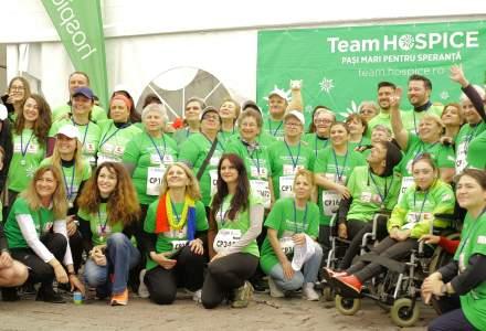 (P) 10 motive sa faci parte din #TeamHOSPICE la Maratonul Bucuresti - Ultima zi de inscrieri