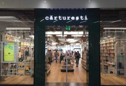 Carturesti deschide libraria cu numarul 31, in centrul comercial Veranda