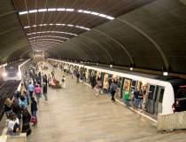 Metroul ar putea circula doar...