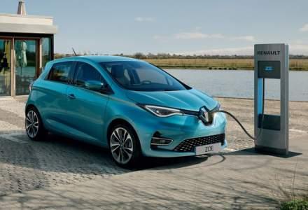 Renault, interesata sa produca in Europa baterii pentru masini electrice