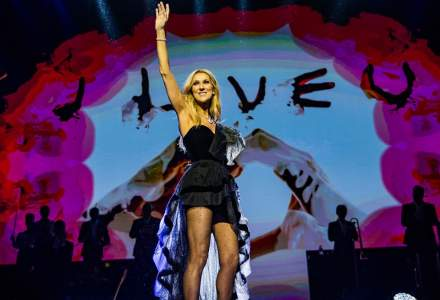 Celine Dion, pentru prima oara in Romania. Cand va concerta