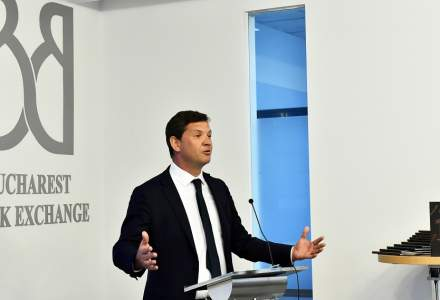 Tanase, BVB: Sper ca promovarea bursei sa deschida ochii managerilor din companiile private si de stat