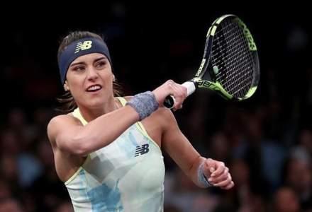 Sorana Cirstea s-a calificat in finala turneului WTA de la Taskent