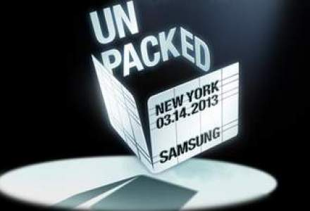 Samsung pregateste un eveniment special dedicat lansarii Galaxy S4 in Times Square din New York