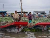 Delta Mekongului - o mare...