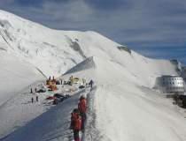 Mont Blanc sau vacanta la -15...