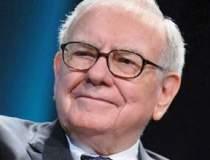 Buffett stramba din nas la un...