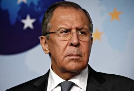 Rusia: Serghei Lavrov a cerut SUA sa nu dea publicitatii convorbirile dintre Vladimir Putin si Donald Trump