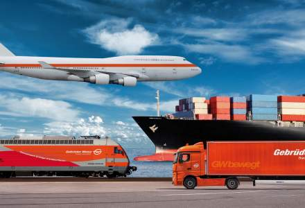 (P) Gebruder Weiss Romania: 25 de ani in transport si logistica