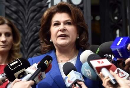 Comisia JURI a respins definitiv candidatura Rovanei Plumb pentru postul de comisar european