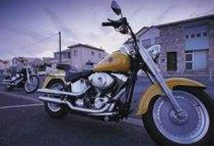 Harley-Davidson, profit in scadere cu 23% in trimestrul al doilea