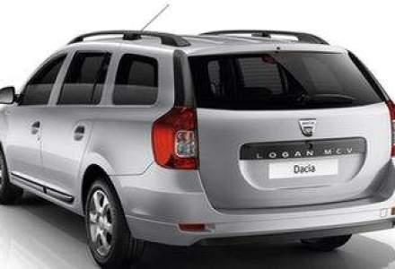 Dacia a lansat la Geneva noul Logan MCV si o serie limitata Duster